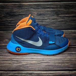 Nike KD trey 5 III Men's Basketball Shoes Blue 13